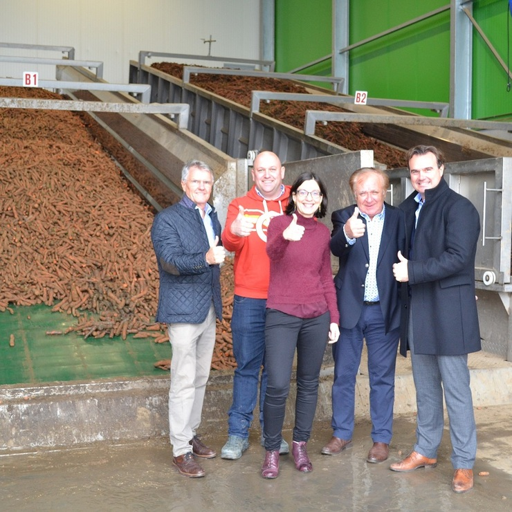 moving sustainable carrot production forward by Verduyn